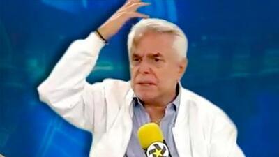 """Enrique Guzmán arremete contra Carmen Salinas: le dijo """"vieja metiche"""" en TV por ofrecerle amor a Frida Sofía"""