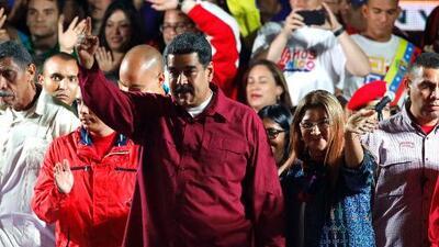 Nicolás Maduro es reelecto presidente de Venezuela en unos comicios plagados de denuncias y con el rechazo de la oposición