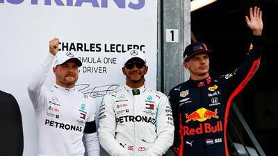 Lewis Hamilton se lleva con récord la pole position para el GP de Mónaco