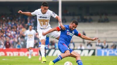 Cómo ver Pumas vs. Cruz Azul en vivo, por la Liga MX 22 de Septiembre 2019