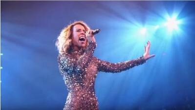 """Meet Glennis Grace, the woman being called """"Whitney Houston reborn"""""""