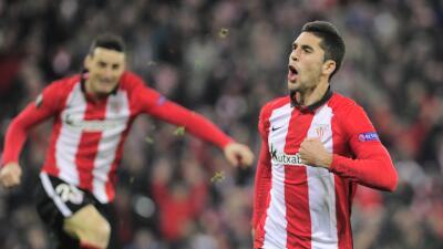 Athletic Bilbao 1-1 Marsella: Merino da el pase al Bilbao ante Marsella