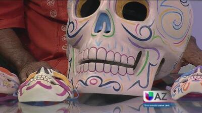 Buscan conservar la tradición del Día de Muertos