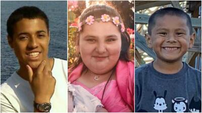 Dos niños y un recién graduado: estas son las víctimas del más reciente tiroteo masivo en California (fotos)