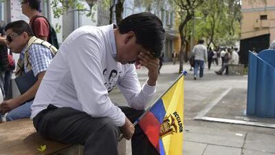 Ecuatorianos en Nueva York, consternados por el asesinato de tres periodistas en la zona fronteriza de Colombia