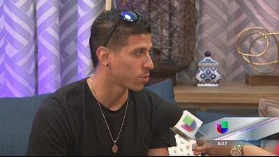 Eric Alejandro habla de la presión que sentía Culson en la final