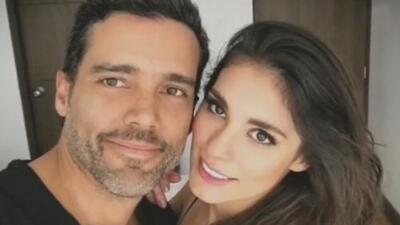 Con la cara golpeada, la actriz Eileen Moreno denuncia que fue agredida por su exnovio Alejandro García