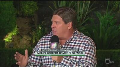 Herrera: 'El fútbol no es de merecimientos, es de quien hace los goles'