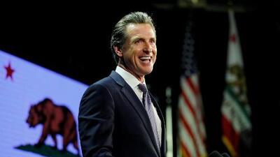 El demócrata Gavin Newsom será el nuevo gobernador de California