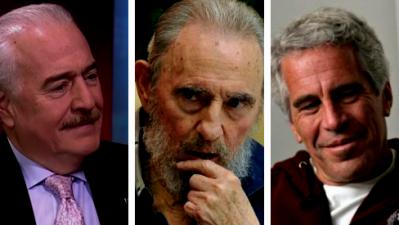 Epstein visitó Cuba invitado por Fidel Castro, dice expresidente Andrés Pastrana