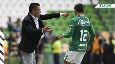 Nacho Ambriz confirma la baja de José Iván Rodríguez