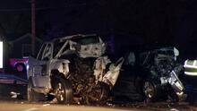 Dos personas muertas y una niña herida es el saldo de un accidente al este del condado Harris