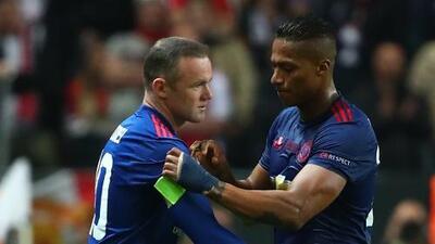 Antonio Valencia alimenta los rumores de reencuentro con Wayne Rooney en D.C. United