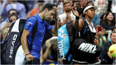 ¡Títulos vacantes! Los campeones defensores del US Open quedan eliminados en la Ronda 4