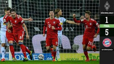 ¿Se esfumó la ilusión del Dortmund? Bayern Munich alcanza la cima de la Bundesliga