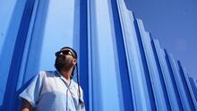 El tramo entre Ciudad Juárez y Nuevo México donde todos los días desaparece la frontera