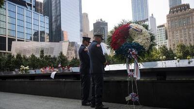 Todo listo para conmemorar a las víctimas del 9/11 al cumplirse 18 años de los ataques en Nueva York