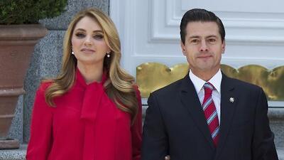 Enrique Peña Nieto lamenta haber involucrado a 'La gaviota' en el escándalo por la Casa Blanca