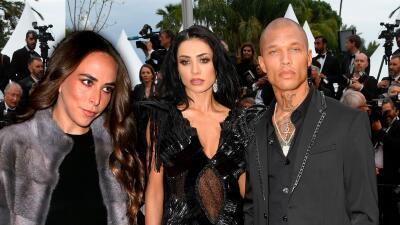 El 'preso más sexy' aparece con una modelo en medio de rumores de ruptura con su novia millonaria (y los niega)