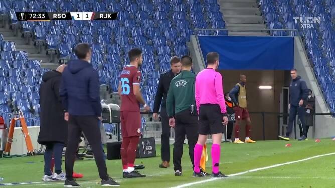 Rijeka retomó la ventaja sobre la Real Sociedad