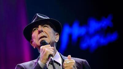 RIP Leonard Cohen: 6 artistas latinos que han hecho hermosas versiones de sus canciones