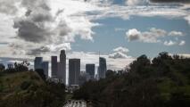 Los Ángeles experimentará una mañana de viernes con condiciones nubladas y secas