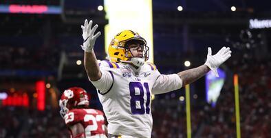 Hijo de Randy Moss se declara listo para el Draft de la NFL