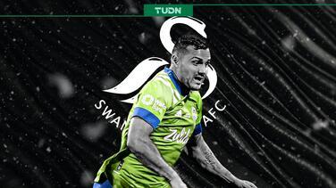 ¡Uno más! Jordan Morris es nuevo jugador del Swansea City