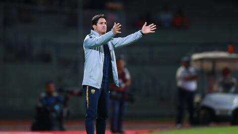 """Marioni: """"La Copa la perdimos por falta de eficacia y actitud"""""""