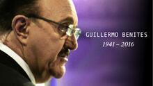 El emblemático presentador de Noticias 23 Guillermo Benites tendrá una calle en Doral