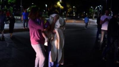 Sismo sacudió Ciudad de México durante la madrugada