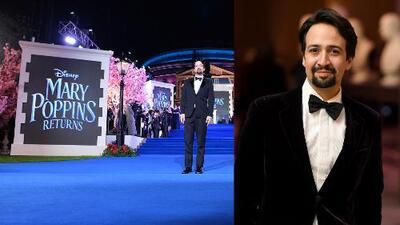 Lin-Manuel Miranda comparte su experiencia en Mary Poppins Returns