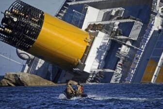 Costa Concordia: cifras detrás del desastre