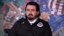 Amaury revela similitudes entre Chivas y Barcelona