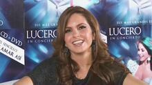 Retrojueves: cuando Lucero nos contó en el 2013 cómo pasaría la Navidad y qué cenaría