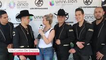 ¡Los Cuates de Sinaloa le cantaron a Siki su más famoso corrido!