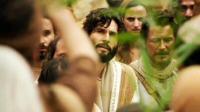 Jesús fue gratamente recibido en su regreso a Jerusalén