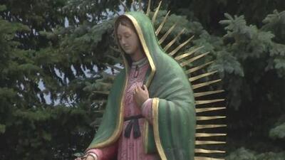 Católicos celebran los 30 años de la llegada de la imagen de la Virgen de Guadalupe a Des Plaines