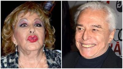 """""""¡Ay, qué aventada!"""": así confirma Silvia Pinal el beso que se dio con Enrique Guzmán en el hospital"""