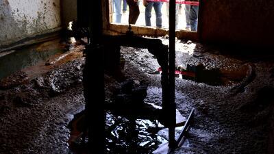 Buscaban agua en su casa y salió petróleo: una familia mexicana dice que hicieron un pozo y salió el crudo (fotos)