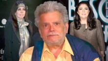 Verónica Castro, Victoria Ruffo y otros famosos lloran la muerte de Jaime Garza