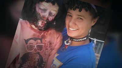 Joven se enamoró y quiere casarse con muñeca zombie
