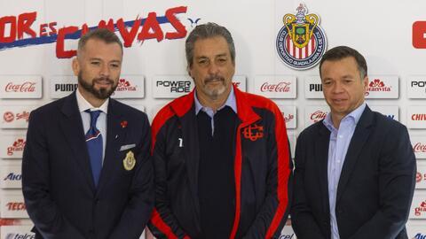 """Tomás Boy: """"A Chivas no se le puede decir que no"""""""