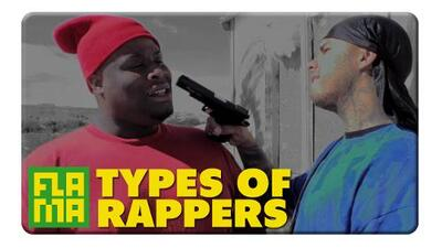 Types of Rappers