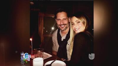 Sofia Vergara celebró el cumpleaños de su esposo por todo lo alto
