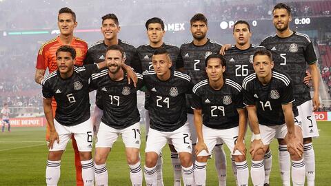 ¿El Grupo de la Muerte? México conoció a sus rivales para la Concacaf Liga de Naciones