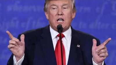 """Trump prometió en Ohio aceptar los resultados presidenciales """"solo si gano"""""""