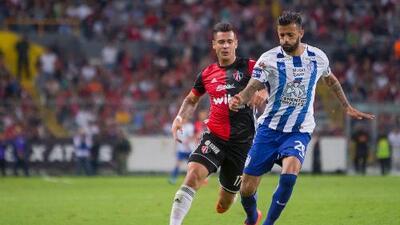 Cómo ver Pachuca vs. Atlas en vivo, por la Liga MX
