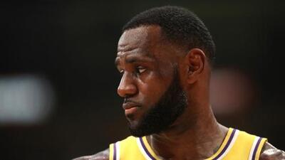 LeBron James se perderá el resto de la temporada