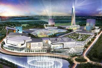 Así será el American Dream Miami, el centro comercial más grande de EEUU (fotos)